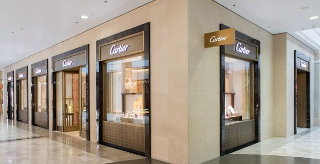 Boutique Cartier Westfield Valley Fair Mall - Santa Clara - Cartier boutiques and authorized partners