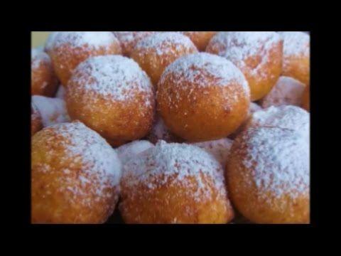 Творожные шарики во фритюре - YouTube
