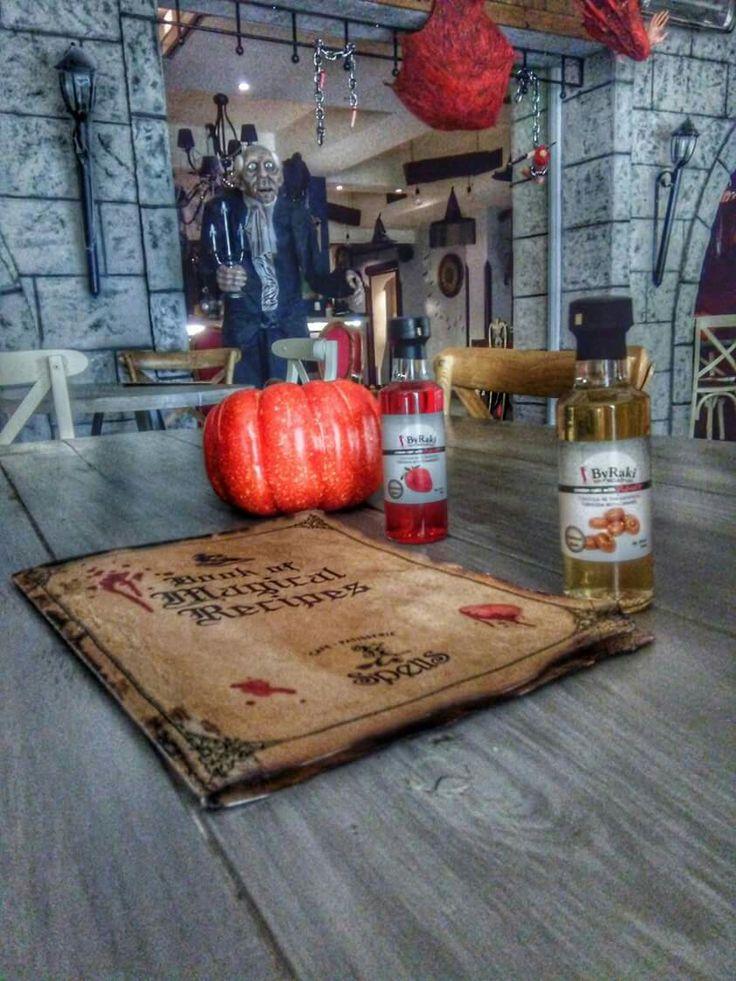 Happy #halloween  #trick or #treat ? #byrakiflavor #μπαϊράκι ByRaki.Gr