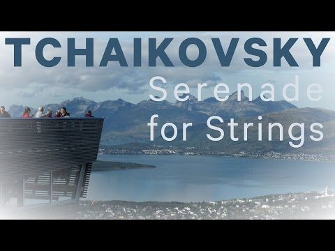 TCHAIKOVSKY - Serenade for Strings op. 48 - 1st movement - YouTube