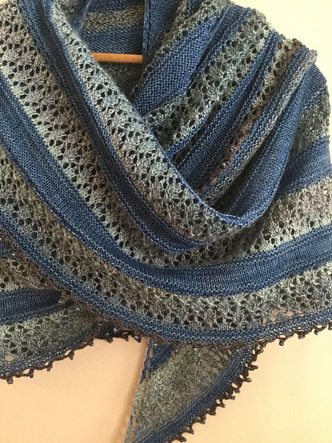 Ravelry: Project Gallery for Serenity pattern by Rachel Booker. Free knit pattern