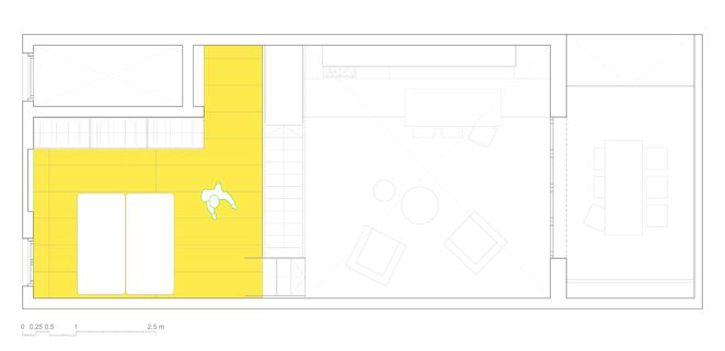 Juno's House | Nook Architects #drawing #plan