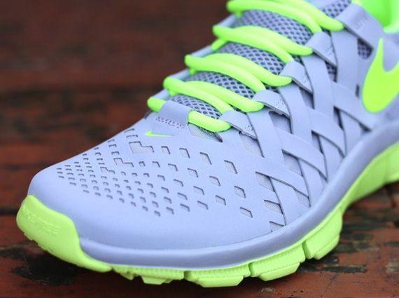 Nike Free Trainer 5.0 – Wolf Grey – Volt