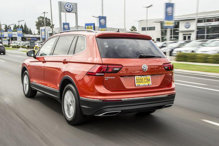 2018 Volkswagen Tiguan at #CapitolVolkswagenSJ