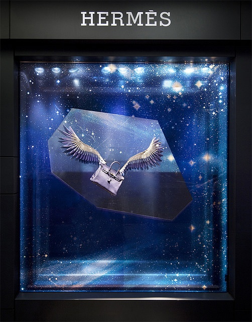 Hermes | Window Display
