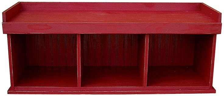 """Cubby Bench 50"""" long"""