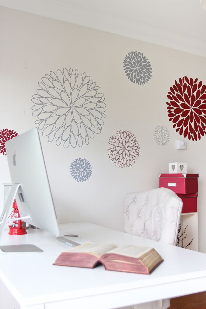 111 Best Images About Wall Sticker Collection On Pinterest | Wall