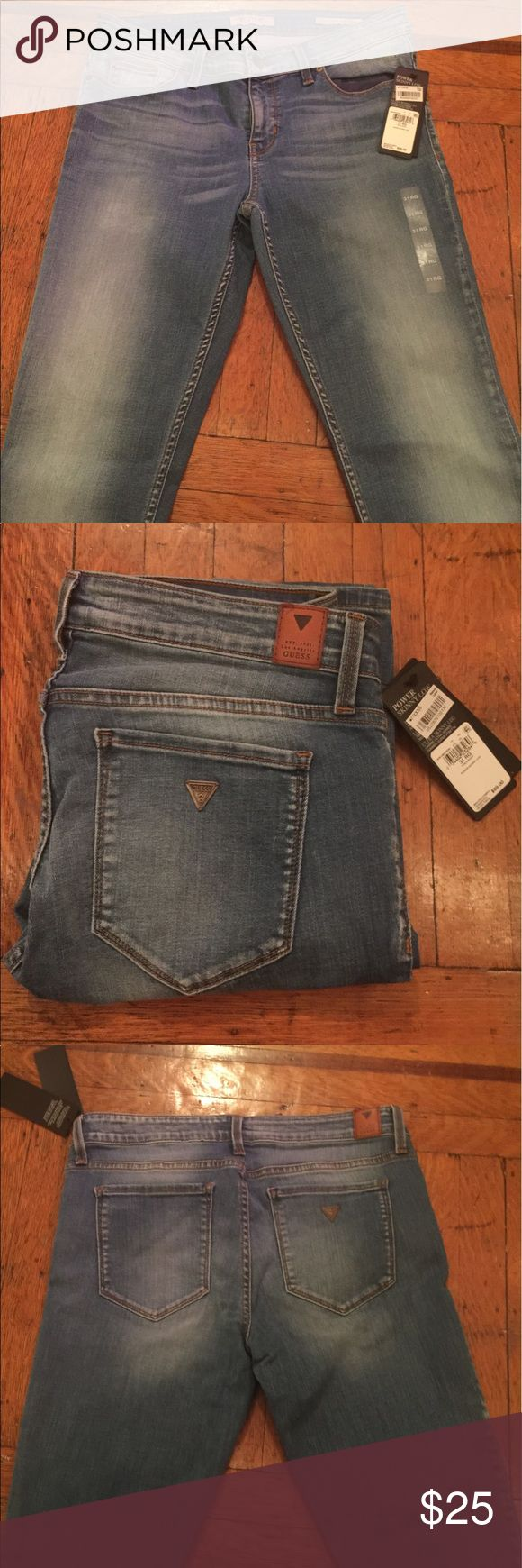 Guess Jeans Women's Guess Jeans Size 31 - Power Skinny, Viola Wash. Brand new with tags! Guess Jeans Skinny