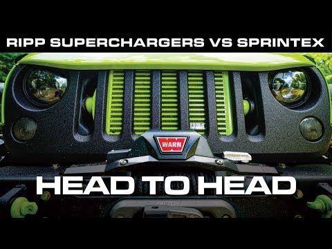 Mayhem Offroad - Ripp Superchargers vs  Sprintex - YouTube
