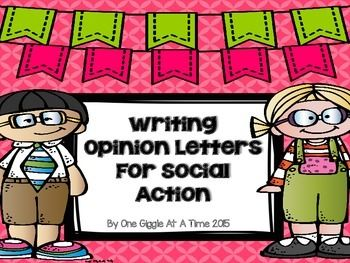 This letter writing packet has everything you need to get your little writers on the road to activating change in their worlds! Packet includes:basic letter writing anchor chart (example)characteristics of an opinion letter anchor chart (example)characteristics of an opinion letter anchor chart (explanation of parts)transitional words for connecting reasons anchor chartediting anchor chartstudent graphic organizersstudent letter writing paper (3 different designs)transition word anchor chart