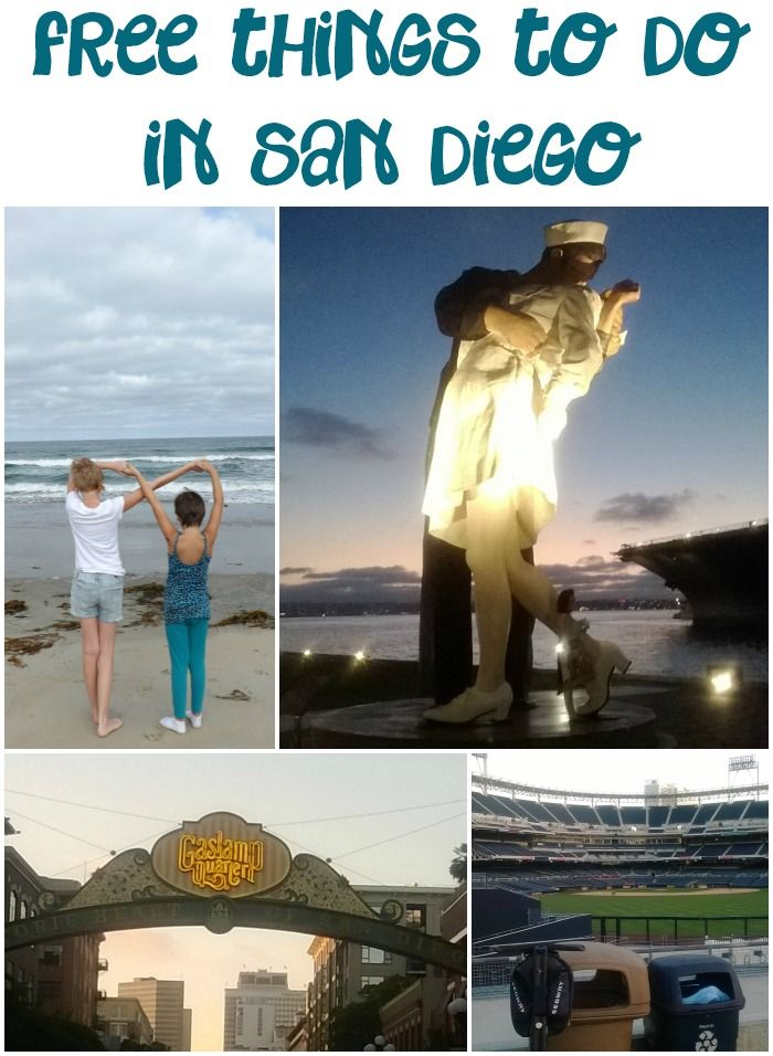 10 Free Things to do in San Diego--