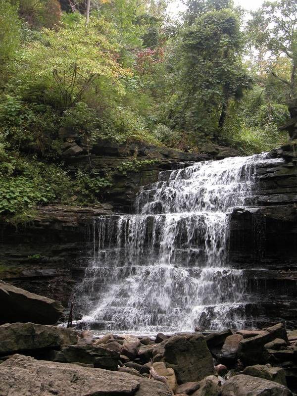 Beamer Falls, Grimsby