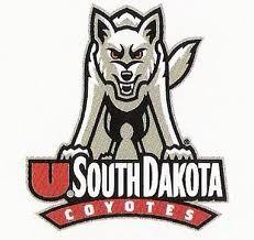 south dakota sports teams | south dakota the university of south dakota coyotes football team ...