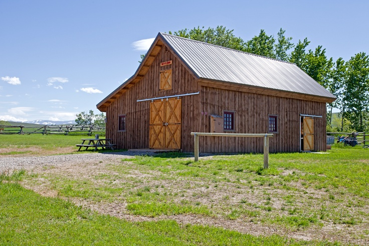 42 best images about the farm on pinterest rural area for Traditional barn kits