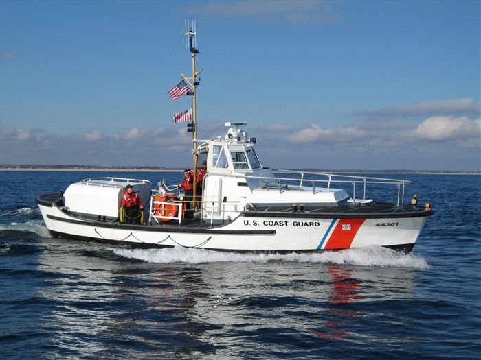 Station Chatham has had the honor to maintain and operate the last of the 44' Motor Lifeboats, the CG 44301. The workhorse of the Motor Lifeboat Fleet for over 40 years, retired officially on May 8, 2009
