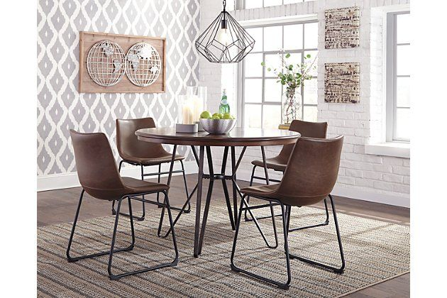 Centiar Dining Room Table Ashley Furniture Homestore In 2020 Dining Room Small Dining Room Table Dining Table