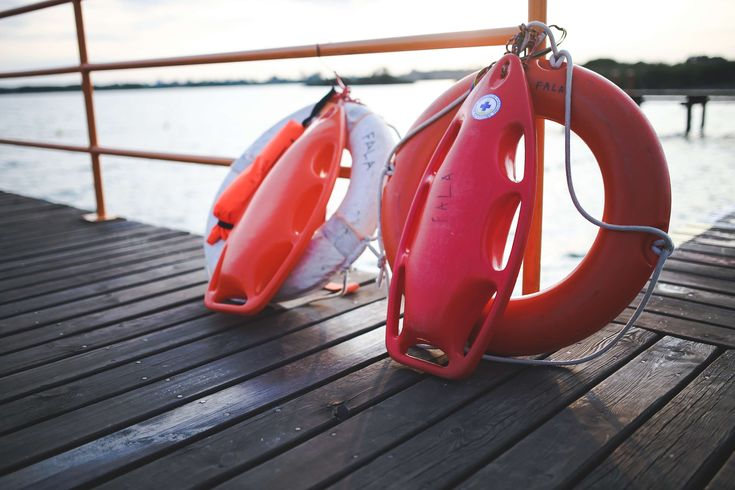 #beach #dock #equipment #lake #lifebuoy #lifesaver #ocean #ring buoy #safety #sea #wooden floor