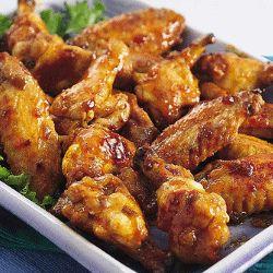 Гости полюбят вас за эти крылышки: потрясный рецепт!
