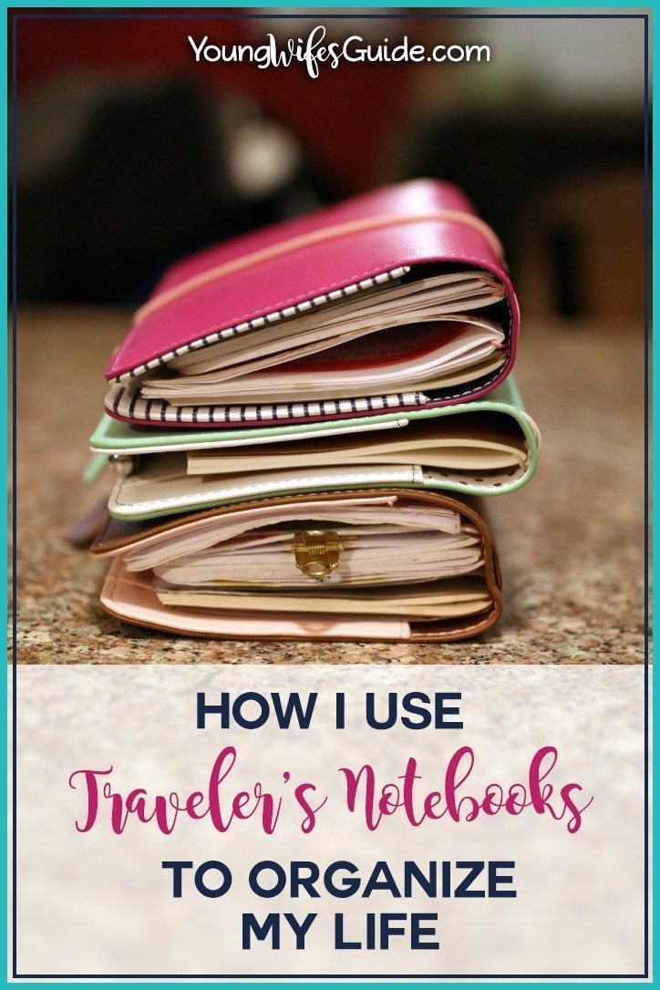 I've always been a pen and paper type of gal. And I've always used a traditional planner to keep track - but I've never found a system that works perfectly for me. Until now! Come on over and see my weird and fun new way of planning: in my traveler's journals!! https://youngwifesguide.com/how-i-use-travelers-notebooks-to-organize-my-life-ywgtv-episode-9/