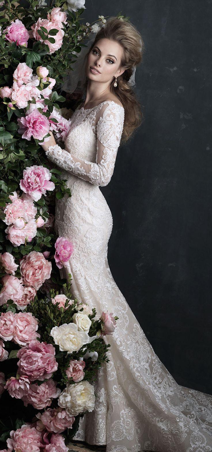 1848 best wedding dresses images on pinterest wedding dressses