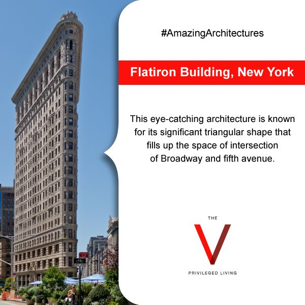 Built in the year 1902, if not the tallest, but it is indeed an excellent source of inspiration for many young architects. #AmazingArchitectures