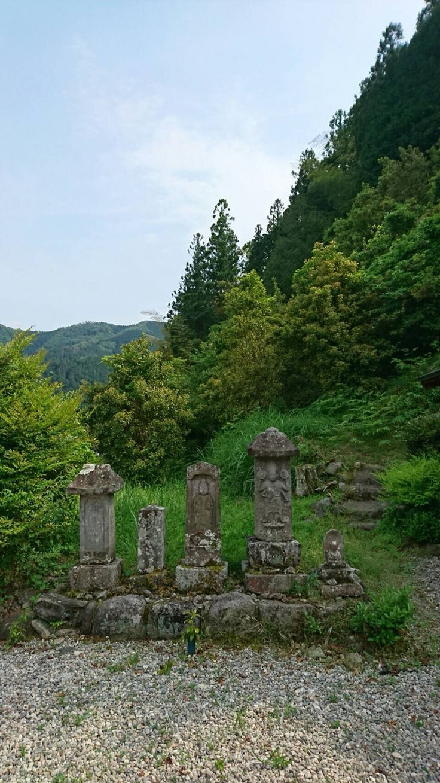 奥三河 高月寺の庚申塔
