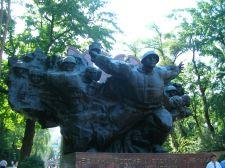 War Memorial Almaty, Kazakhstan