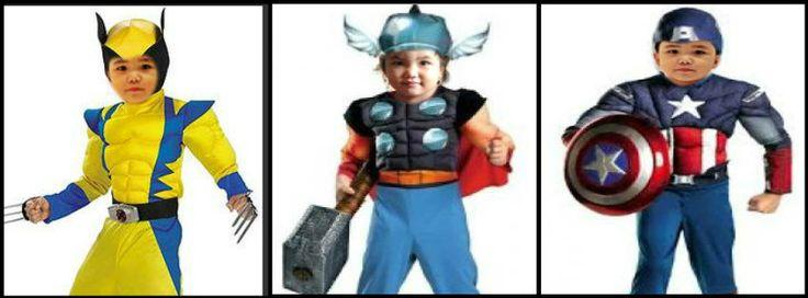 avengers kid edits