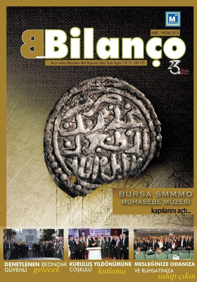 Bilanço Dergisi, Mart-Nisan sayısı yayında! Hemen okumak için: http://www.dijimecmua.com/bilanco/