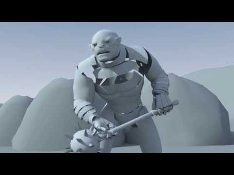 "▶ CGI 3D Animation Demo HD: ""Animation Demo Reel"" by - Eduard Grigoryan - YouTube"