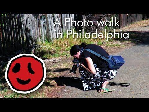 Philadelphia photo walk with the Making SA members