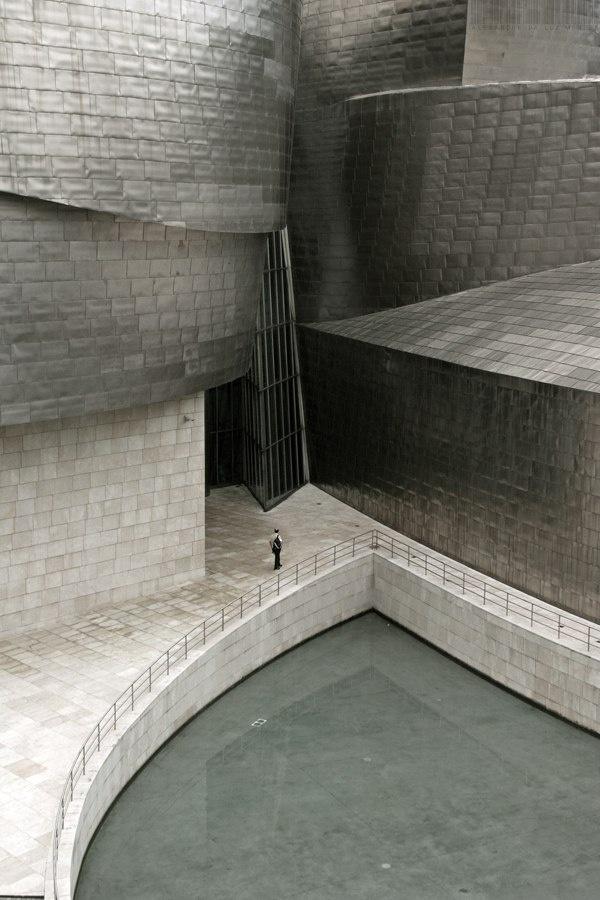 Gehry, Bilbao: Spaces, Frank Gheri, Frank Gehry, Architecture Big, Gehry Guggenheim, Guggenheim Museums Bilbao, O' Gehry, Guggenheim Bilbao, Photo