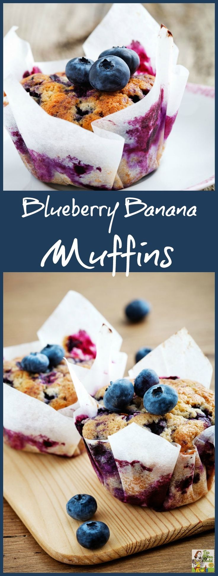 Looking for Jillian Michaels recipes from The Master Your Metabolism Cookbook? Here's a recipe for blueberry yogurt muffins made with bananas that's not only good for you but is easy to make! Make these blueberry yogurt muffins for breakfast, a healthy post-workout snack, or even dessert!