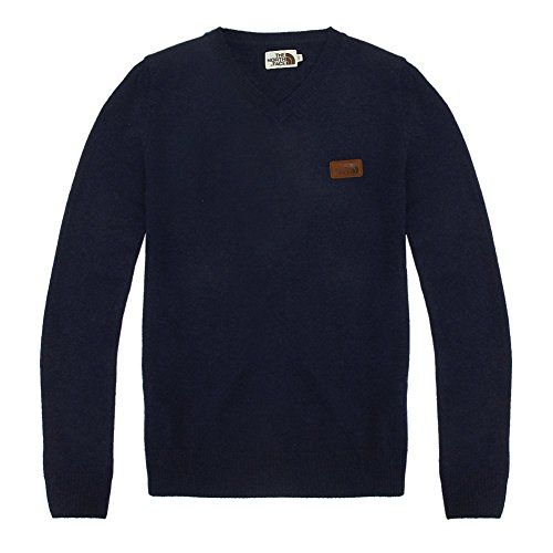 (ノースフェイス) THE NORTH FACE WHITE LABEL V-NECK WOOL SWEATER ... https://www.amazon.co.jp/dp/B01M0P9L1B/ref=cm_sw_r_pi_dp_x_wAp-xb9J3H8VA