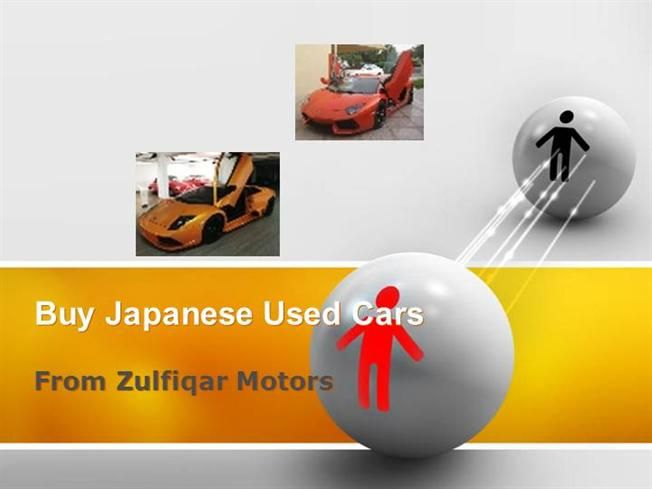 Zulfiqar Motors are the premium Japanese used cars exporter that can simply deliver your vehicle right to your destination. We are the leading company providing Japanese used cars. #Japanese_used_cars http://bit.ly/1UadSn1