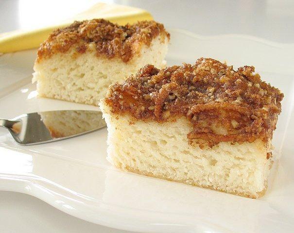 Kittencal s 5-Minute Cinnamon Flop Brunch Cake