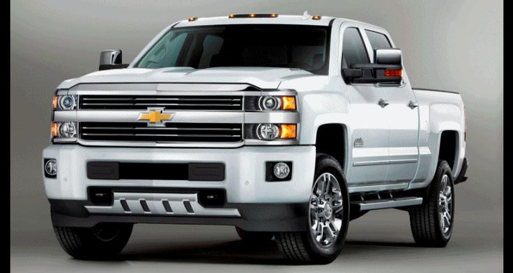 2015 Chevrolet Silverado 2500HD and 3500HD Arriving Now To Dealers Nationwide — High Country Edition Tops The Range in Style