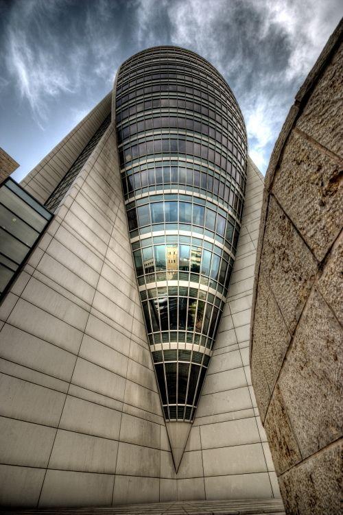 Sail Tower by Max Privette, Haifa, Israel