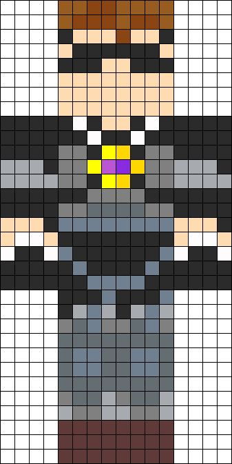 57 best pixel art images on pinterest minecraft pixel art pixel minecraft skydoesminecraft skin perler bead pattern pronofoot35fo Choice Image
