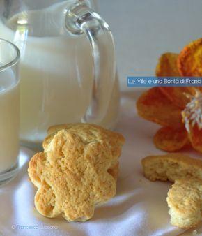 Biscotti senza uova e senza burro