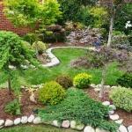 Landscaping ideas: Outdoor Yard, Garden Ideas, Lanscaping Gardening Outdoors, Garden Delights, Garden Design, Gardening Ideas, Japanese Gardens