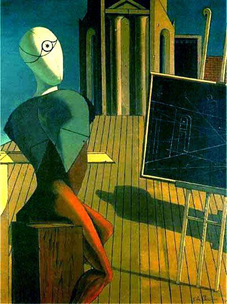 Les mouvements dans la peinture - Le futurisme