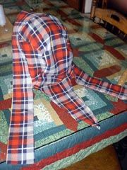 Doo rag pattern