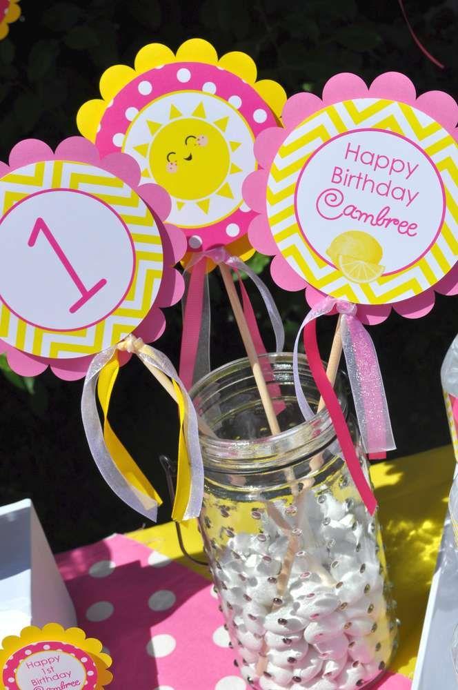 Ideas about sunshine birthday parties on pinterest