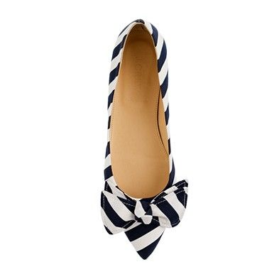 J. Crew, you make it so hard to love you because of your insanely inflated prices. Love these Viv flats, hate the $198 price tag.