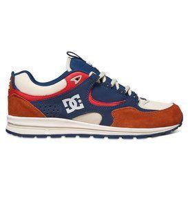 dcshoes, Men's Kalis Lite SE Shoes, BROWN/TAN (btn)