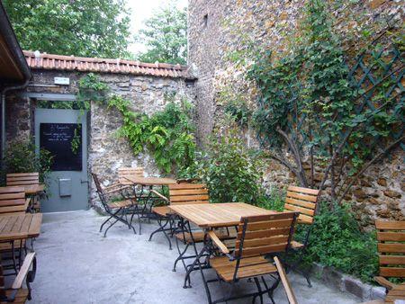 Les 112 meilleures images propos de restau bars - Restaurant terrasse ou jardin paris limoges ...