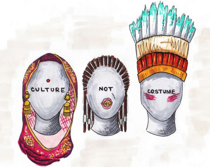 Guerilla Feminism | Cultural appropriation resource centre