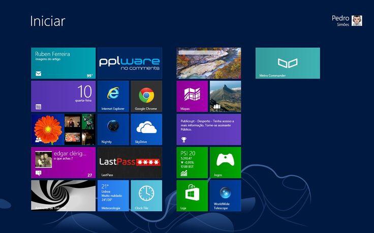 Windows 8 já saiu e promete agitar o mundo dos PC's