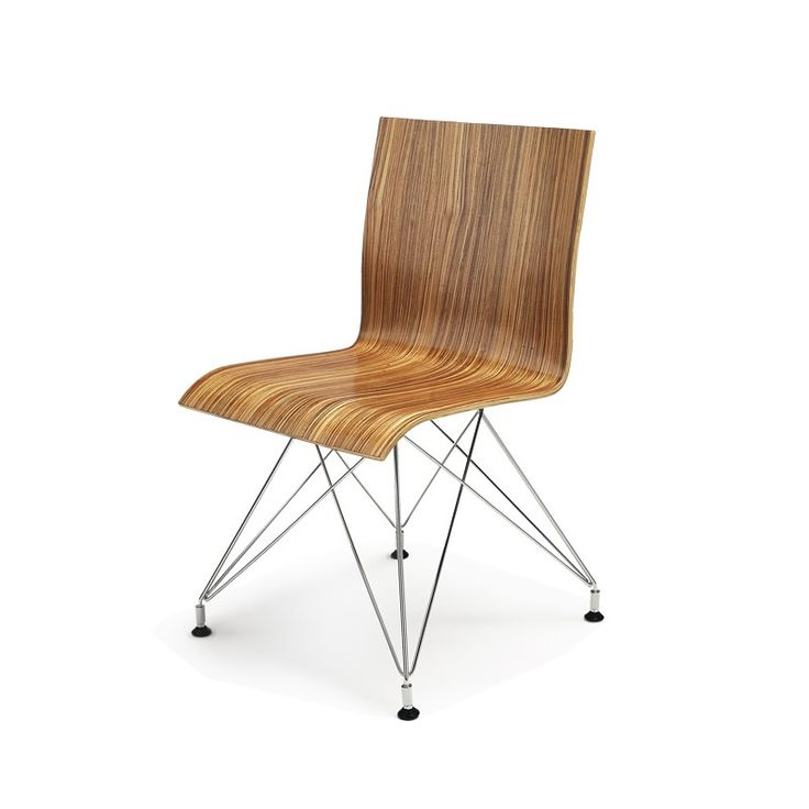 Weightless plywood chair    Designer: Haldane Martin    The weightless collection is an exercise in the ecological principal of maximum resource efficiency.